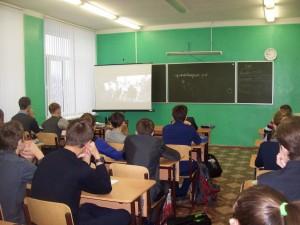 Общее дело в в школе №18 города Кинешмы Ивановской области