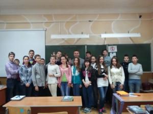 Общее дело в в школе №14 города Волжский Волгоградской области