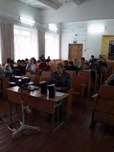 Общее дело в СОШ аала Доможаков Усть-Абаканского района республики Хакасия Суворова Любовь