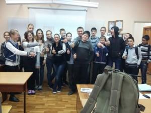 Общее дело в школе №14 города Волжский Волгоградской области