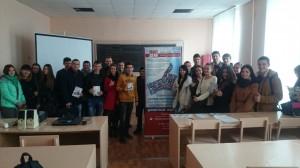 Общее дело  Волжском институте строительства и технологий города Волжский Волгоградской области