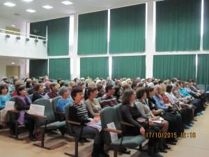 Общее дело на родительском собрании в Агидельском филиале Уфимского топливно-энергетического колледжа республики Башкортостан