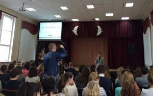 Общее дело в школе №3 города Обнинска Калужской области
