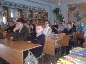 Общее дело в школе №38 города Воронежа