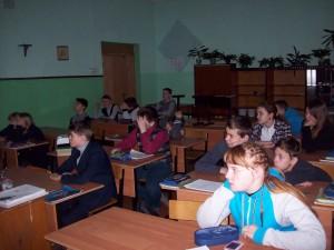 Общее дело в школе №10 города Кинешмы Ивановской области