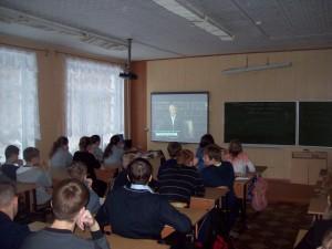 Общее дело в школе №1 города Кинешмы Ивановской области