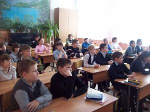 Общее дело в школе №4 города Кинешма Ивановской области