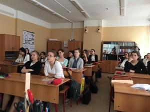 Общее дело в школе № 2010 города Москвы