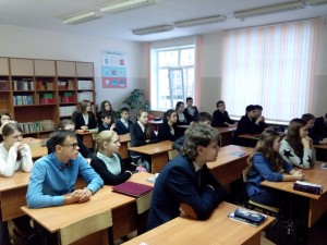 Общее дело в школе №24 города Костромы