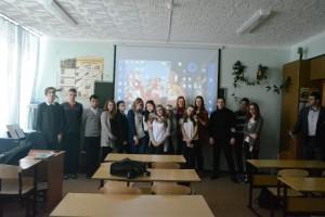 Общее дело в школы №8 города Сургута Тюменской области