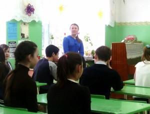 Общее дело в школе № 6 г. Омутнинска Кировской области