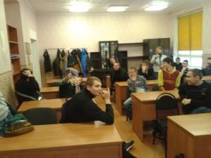 Общее дело в Профессиональном колледже №7 города Воронежа