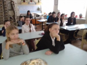 Общее дело в школе №73 города Воронежа