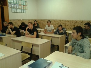 Общее дело в Воронежском индустриальном колледже