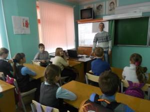 Общее дело в школе №2 г. Родники Ивановской области