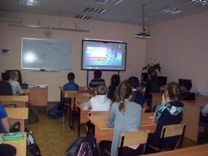 Общее дело в школы №2 города Кинешмы Ивановской области