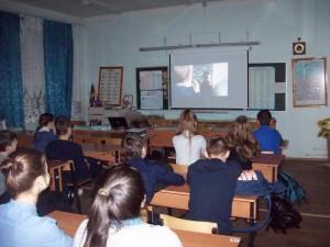 Общее дело в школе № 2 города Кинешмы Ивановской области