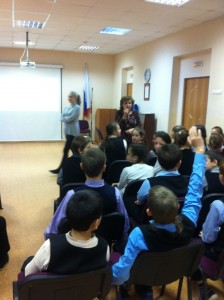Общее дело в школе №2 города Архангельска