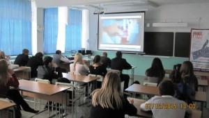 Общее дело в школе №1 города Агидель республики Бакортостан