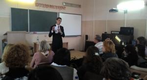 Презентация проекта «Здоровая Россия — Общее дело» для педагогов республики Крым