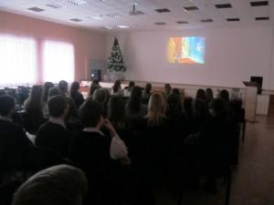 Общее дело в шуйской средней школе №7 Ивановской области