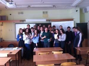 Общее дело в школе №30 города Волжский Волгоградской области