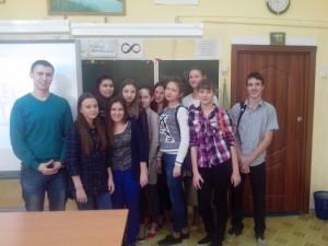Общее дело в школе №1 имени Ф. Г. Логинова города Волжский Волгоградской области