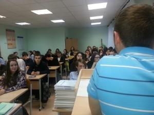 Общее дело в Сургутском профессиональном колледже