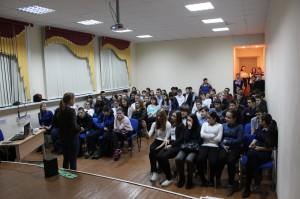 Общее дело в школе №8 города Сургут