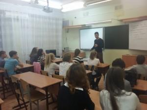 Общее дело в школе №30 имени С.Р. Медведева города Волжский Волгоградской области