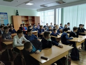 Общее дело в школе №27 города Сургута Ханты-Мансийского АО