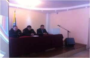 Общее дело в гостях у студентов Республиканского медицинского колледжа г. Кызыл республика Тыва