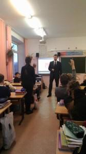 Общее дело в школе №62 города Архангельска