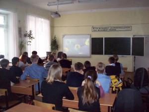 Общее дело в школе № 16 города Кинешмы Ивановской области