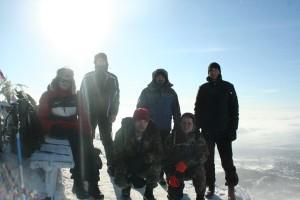 Общее дело совершило восхождение на гору Бештау