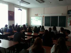 Общее дело в школе №23 города Костромы