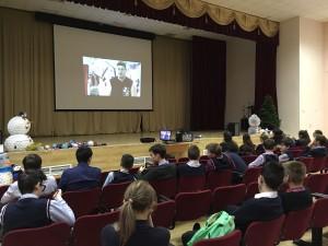 Общее дело в школе №26 города Химки Московской области