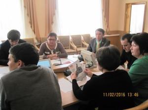 Общее дело на заседании Общественной палаты республики Башкортостан
