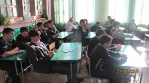 в «Малобащелакской школе» села Малый Бащелак, Чарышского района, Алтайского края