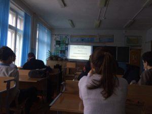 Общее дело в в школе №2 города Покрова Владимирской области