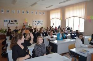 Общее дело в школе №2 города Арханельска