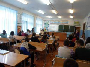 Общее дело в школе №2 города Покрова Владимирской области
