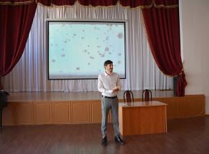 Общее дело в Шуховском лицее города Белгорода