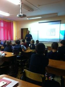 Общее дело в гимназии №24 города Архангельска