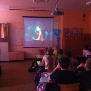 Общее дело в школе №24 города Архангельска