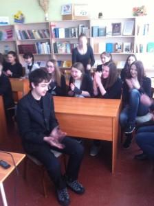 Общее дело в школе №68 города Архангельска