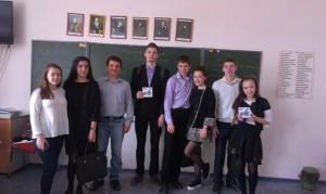 Общее дело в школе 88 города Тюмени