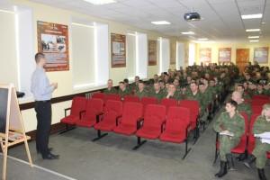 Общее дело в войсковой части 7543 ВВ МВД РФ города Омска