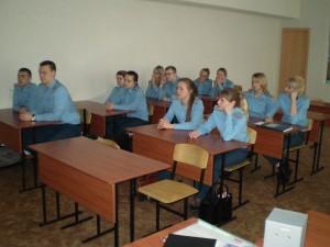 Общее дело в Ивановской пожарно-спасательной академии ГПС МЧС