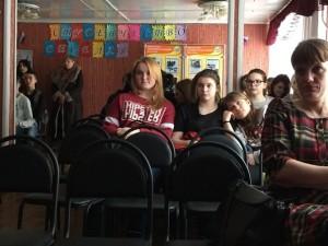 Общее дело в Няганском технологическом колледже Ханты-Мансийского АО
